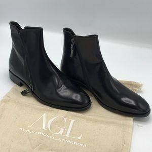 Black Attilio Giusti Leombruni Boots new
